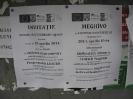 Acțiune de promovare -  Bățanii Mari  - 10   aprilie  2014.