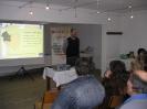 LEADER pályázati lehetőségeket ismertető találkozó - Kisbacon - 2013 október 17.