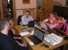 Curs de instruire pentru angajații GAL și pentru lideri locali din GAL Alutus - Șugaș Băi - 16-18 decembrie 2014, respectiv 19-21 decembrie 2014.
