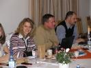 Sesiune de instruire pentru angajații Asociației ALUTUS Regio Egyesület - Băile Homorod - 11-14 martie 2013.