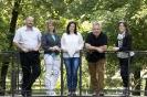 Echipa Asociației Alutus Regio Egyesület - iunie 2015